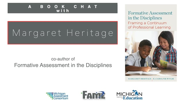 Video thumbnail for Book Chat with Margaret Heritage